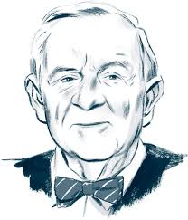 John Paul Stevens (sketch image used in NYT)
